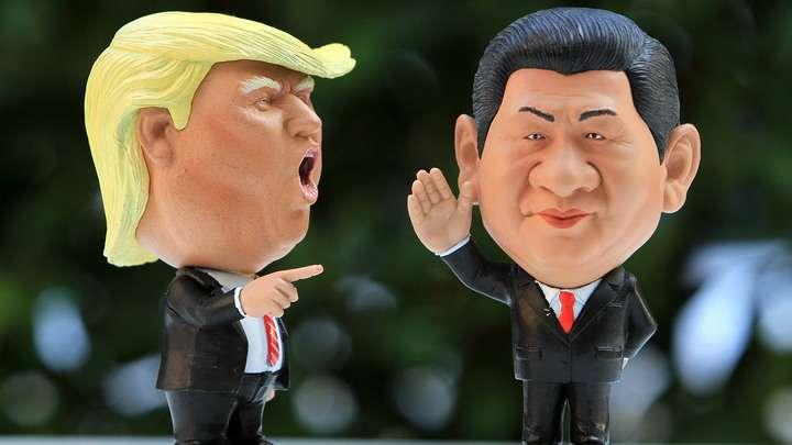 Китай заявил о подавлении амбиций США. Китай и США начали обмениваться ядерными ударами, пока на бумаге