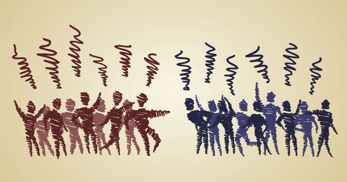 Эпидемия раскололо российское общество на два лагеря: ковид-диссидентов и ковид-лоялистов