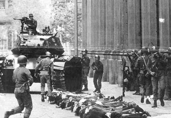 Госпереворот – проверенное оружие социальных паразитов во главе с США и их союзников