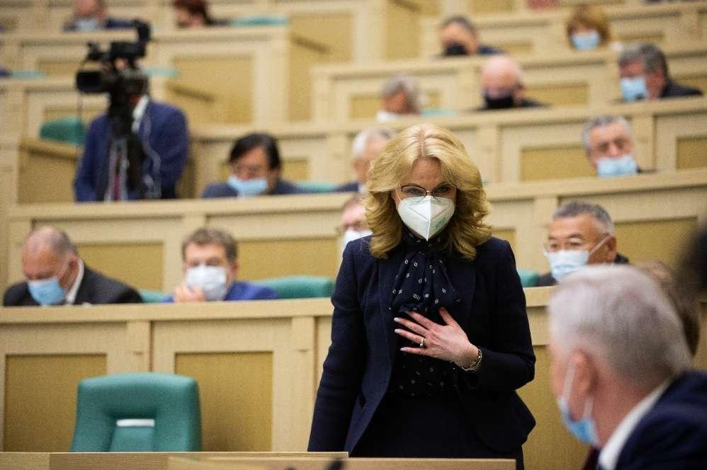 На чем зарабатывает на фоне пандемии «мадам арбидол» – Татьяна Голикова