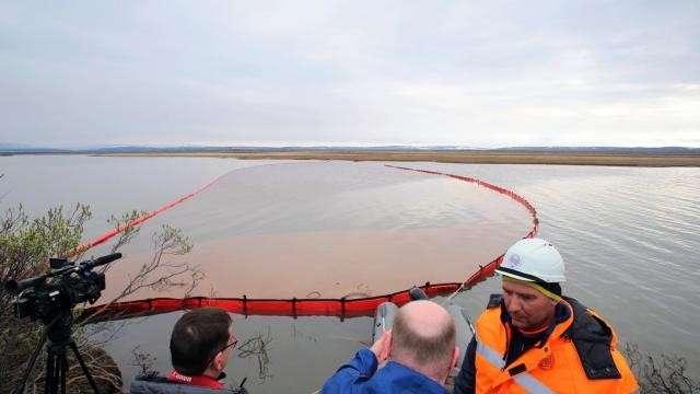 Мэр Норильска и губернатор Красноярского края скрыли факт о разливе топлива в день ЧП
