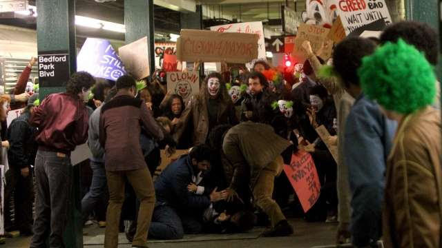 Восстания городов США против капитализма, вина белых за расизм