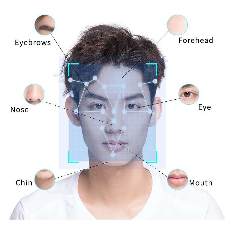 Биометрический контроль в школах от трансгуманистов
