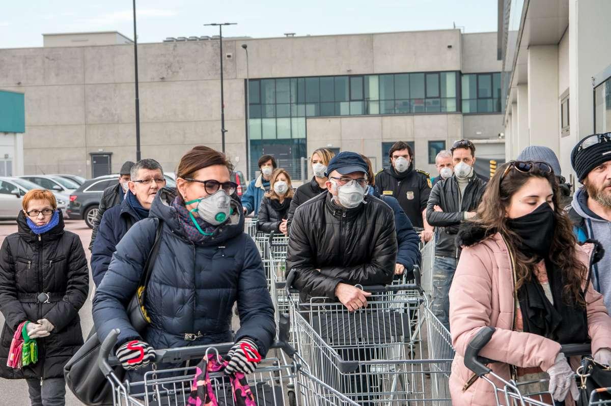 Эпидемия «коронавируса» ускоряет скорость заката Европейских стран