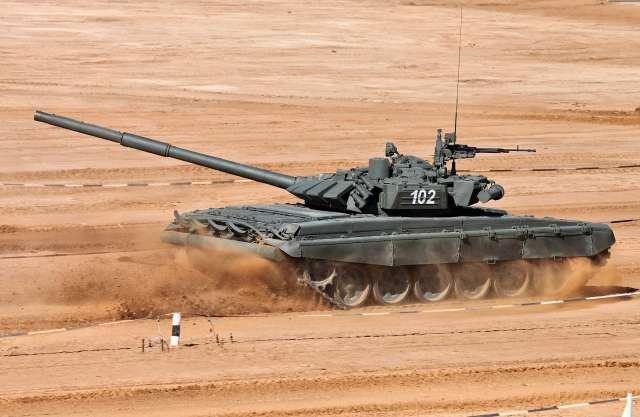 Почему поляки вдруг заметили, что русские танки лучше натовских?