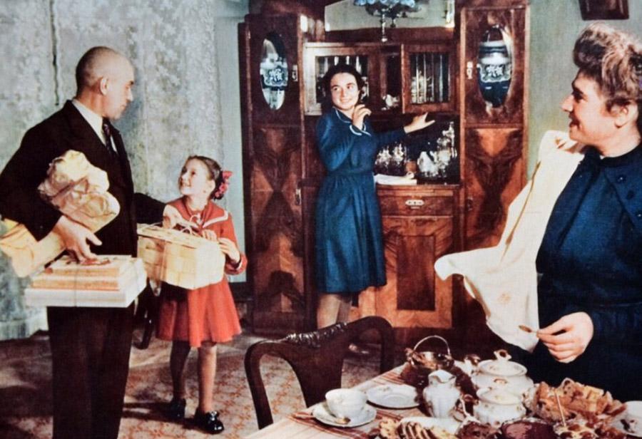 Как в СССР жили советские богачи