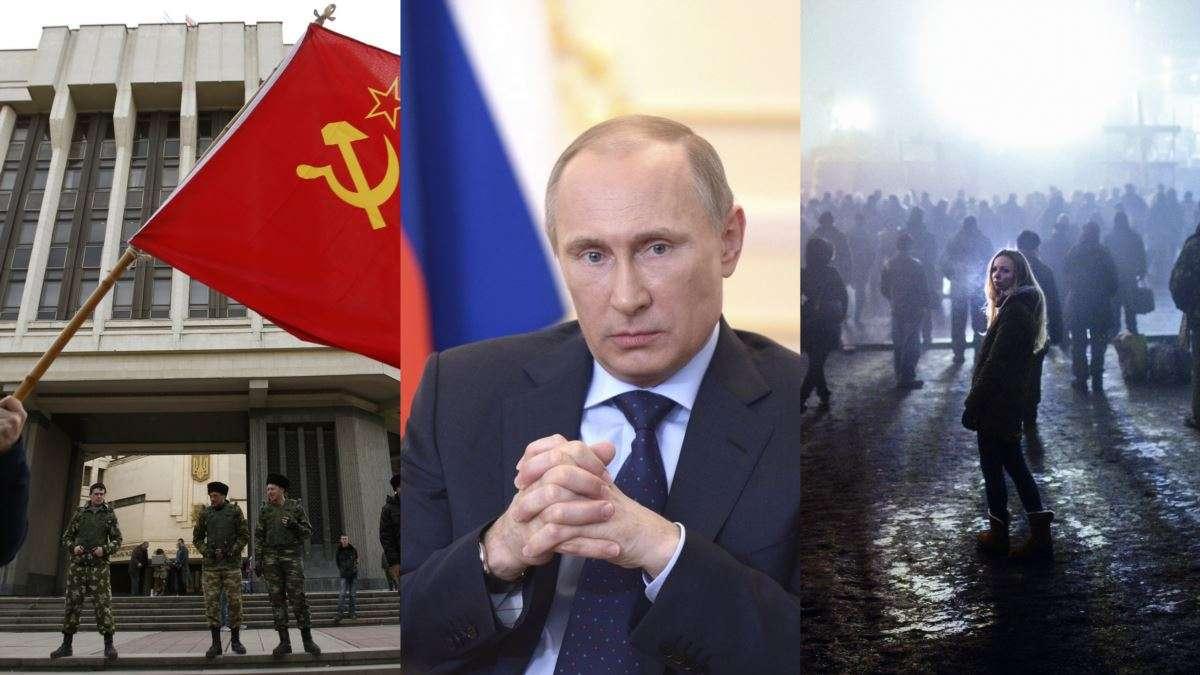 Россия собирается и готовиться вернуть все свои территории
