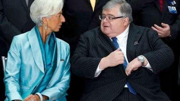 Манифест мирового финансового капитала от банка международных расчетов