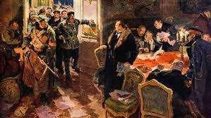Власть каких помещиков и буржуев свергали в буржуазную революцию в 1917?