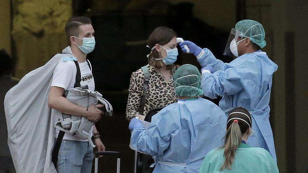 Как борются врачи с фуфлопидемии коронавируса во Франции