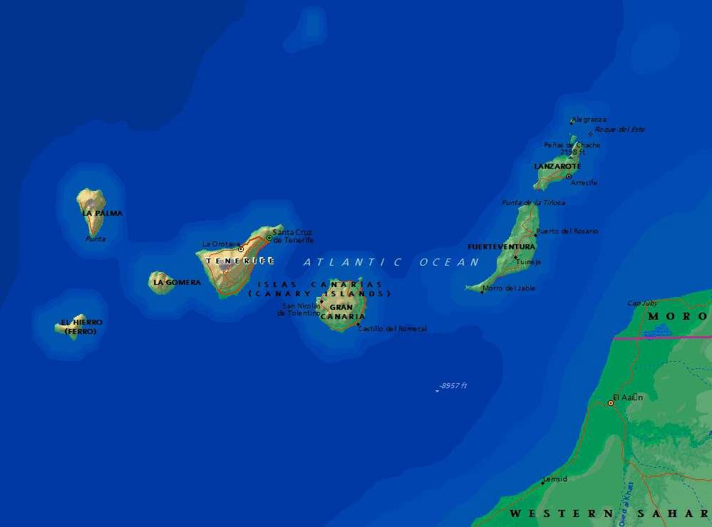 Тайны Мироздания. Часть 12. Белые люди Канарских островов