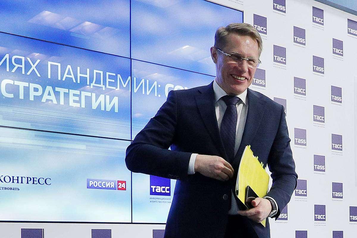 Путин и коронавирус, разоблачения чиновников, продвигающие интересы ВОЗ в России