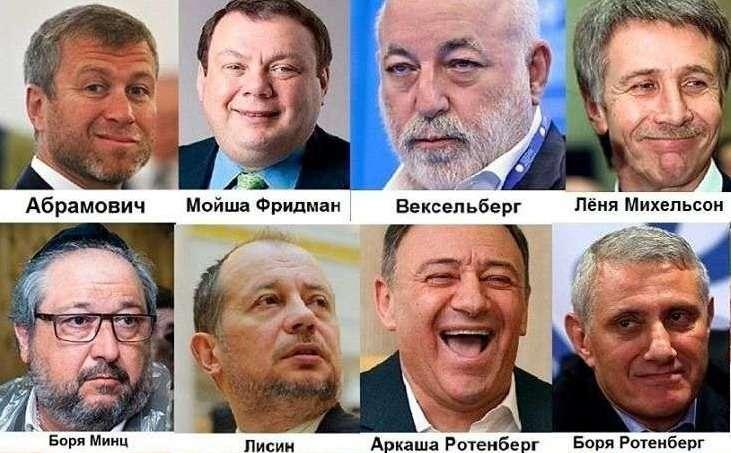 Кто стоит за семитизацией правящих элит Европы, Америки и России