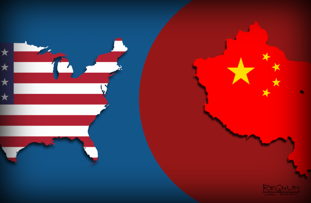Является ли Китай «козырем» в руках глубинного государства