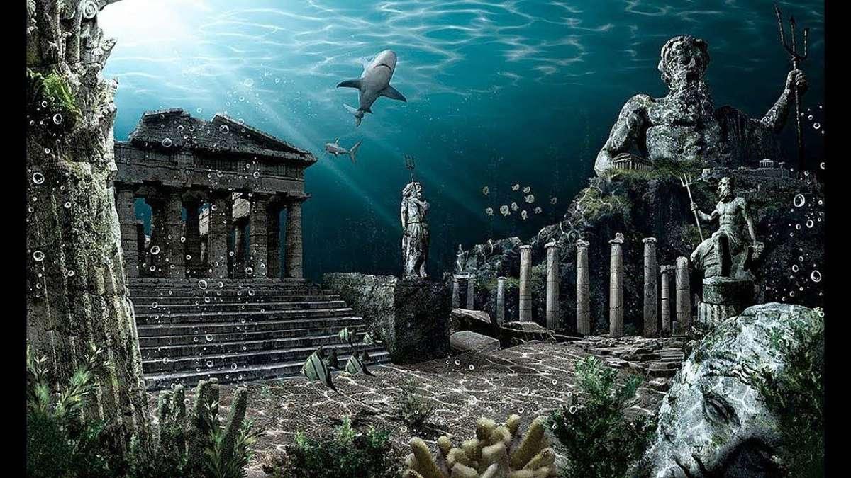 Кто, когда и зачем затопил легендарную Атлантиду?