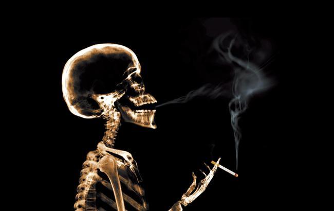 Курение убивает медленно, но страшно и неотвратимо