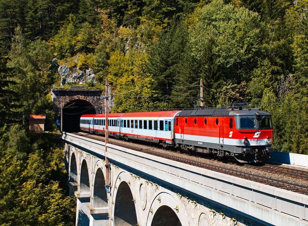 Развитие Российских железных дорог
