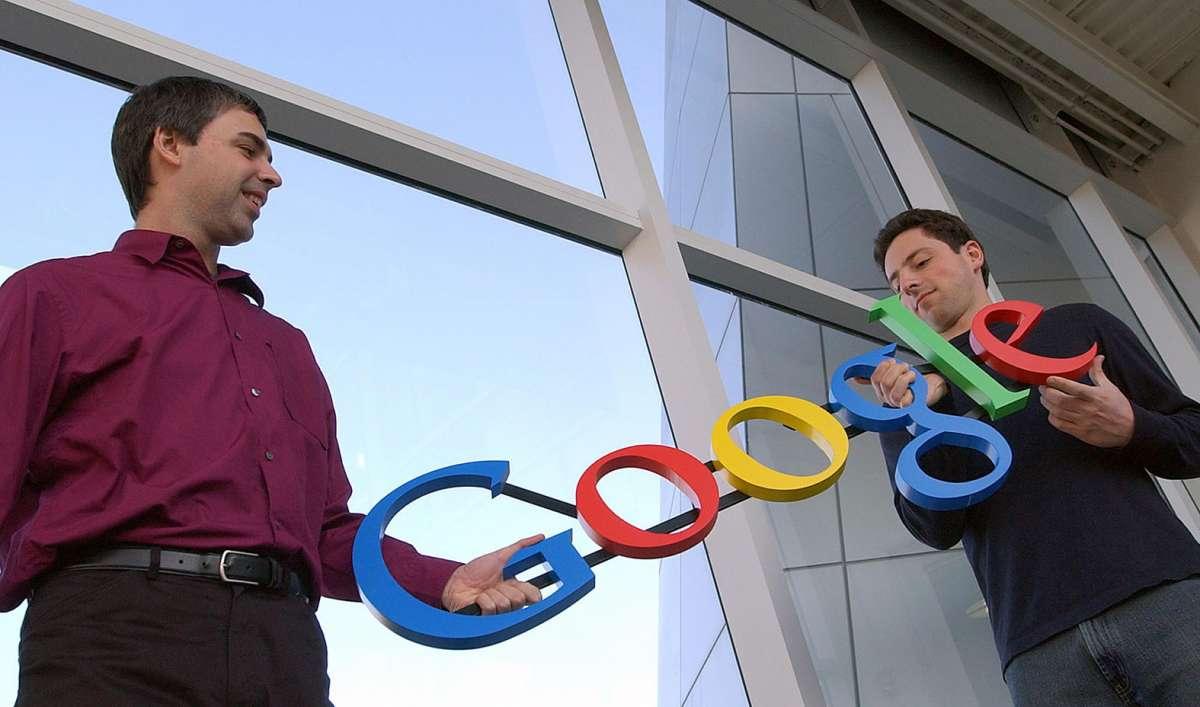 Как американская ЦРУ создавало интернет компанию Google руками Сергея Брина