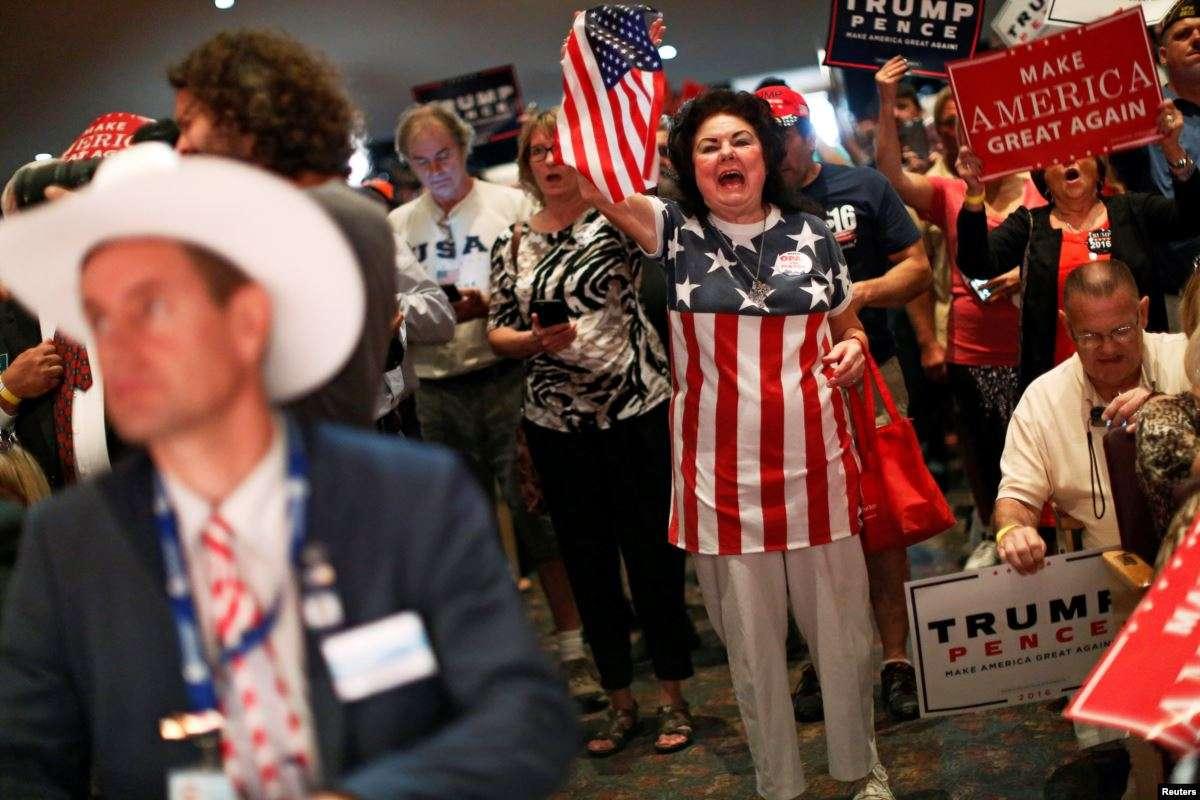 Дональд Трамп снова победит на выборах в США в 2020 году