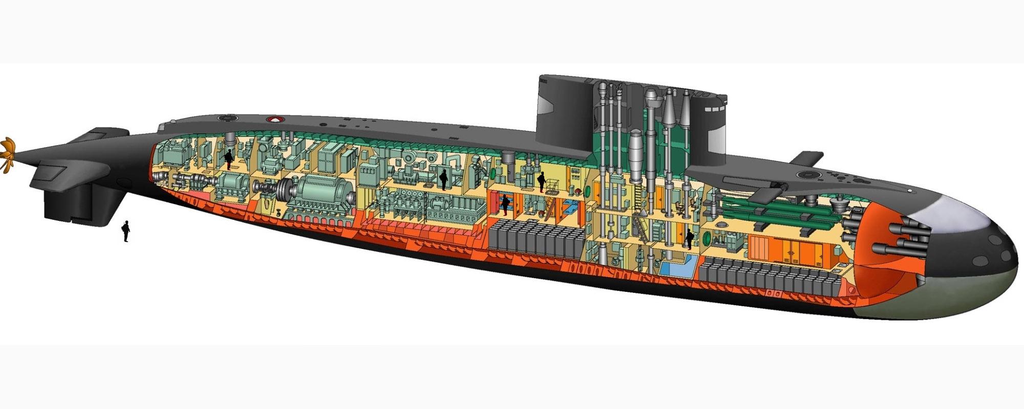 Новые подводные лодки России – перевооружение подводного флота