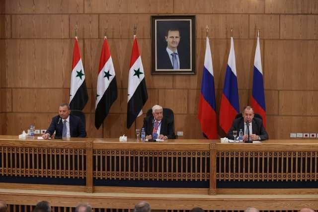 Россия как архитектор новой политики в Сирии