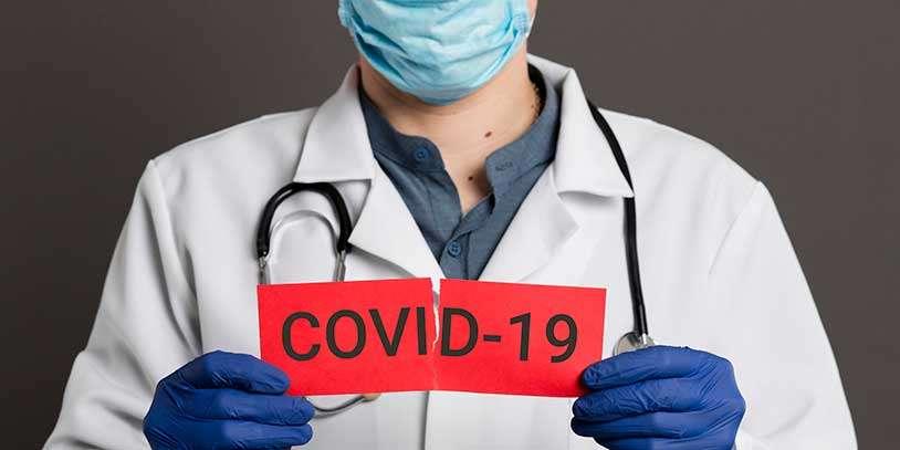 Меры властей, по предотвращению распространения COVID-19, научно не обоснованы