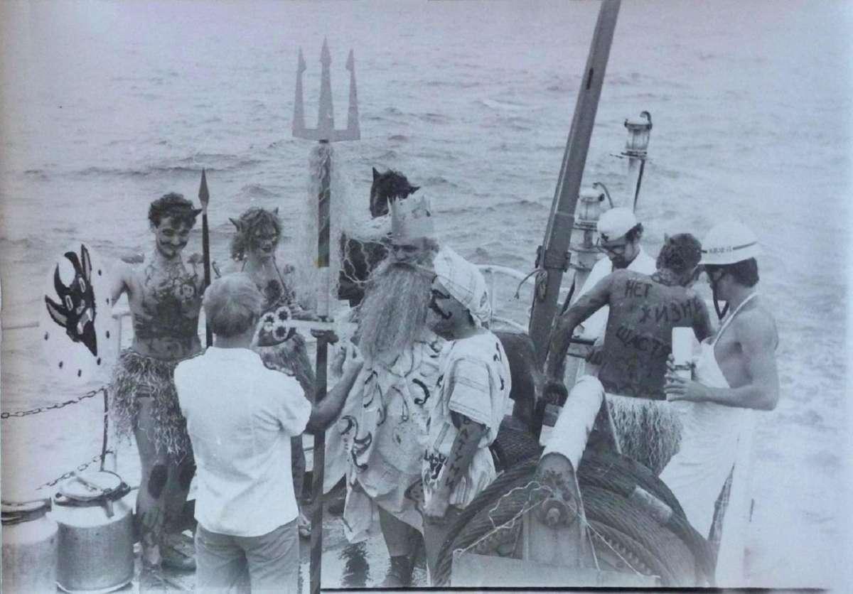 Праздник Нептуна – традиция с далекими историческими корнями