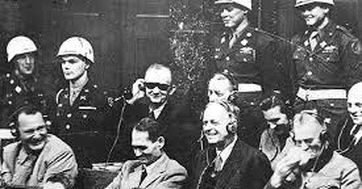 Почему на Нюрнбергском процессе нацисты так и не получили достойной расплаты за свои злодеяния