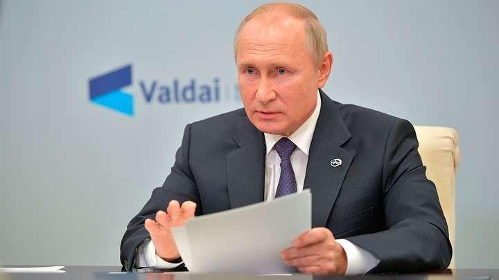 Путин объявил войну паразитам из прозападной пятой колонны