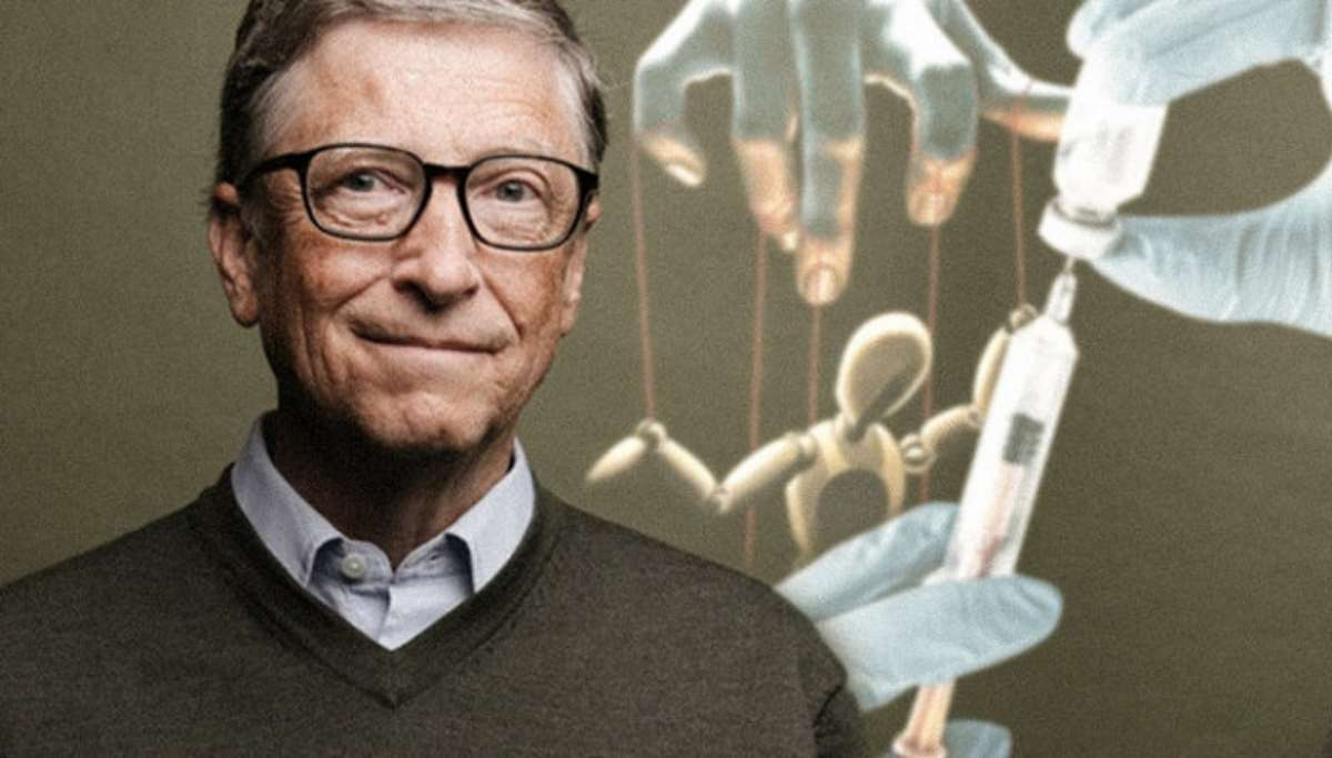Билл Гейтс главный организатор коронабесия, заплатил Китаю за пандемию