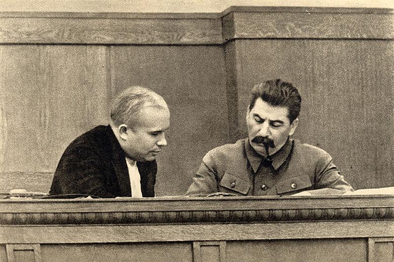 Убийство Сталина и англосионисткий переворот в СССР 1953 года