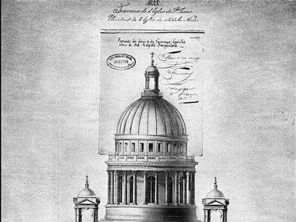Кто строил Петербург и другие «античные» города по всему миру
