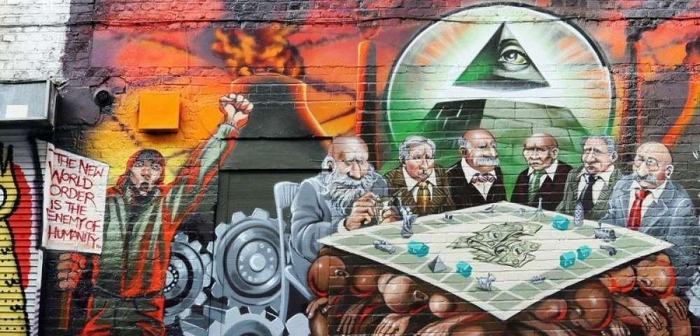 План мировых олигархов по изменению мирового порядка