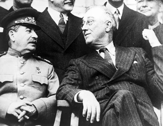 Японский вопрос на Тегеранской конференции