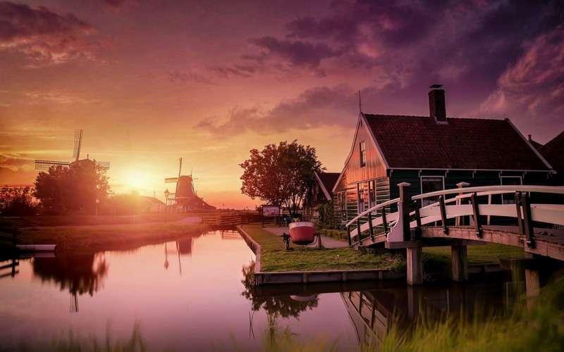 Славяне жили в Голландии с незапамятных времён