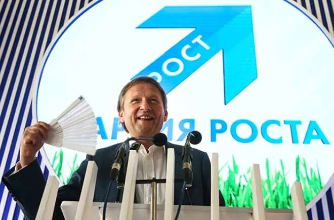 Россия постепенно освобождается от паразитов во власти