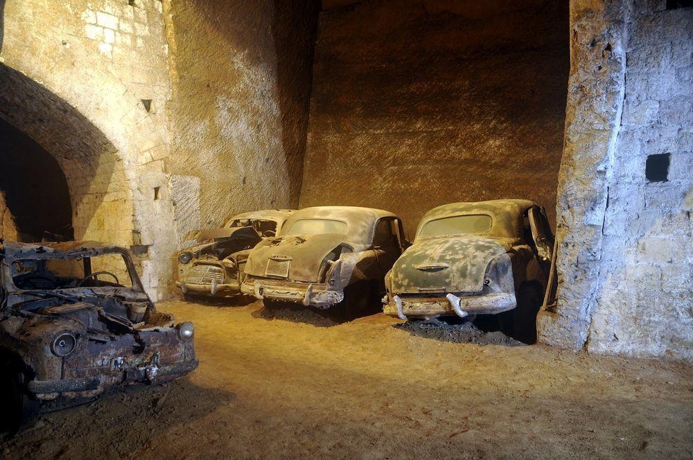 Загадки тоннеля Бурбонов под Неаполем. Найден целый «античный» город на 40-метровой глубине