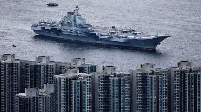 Флот будущего в рамках второй холодной войной: классика и фантастика