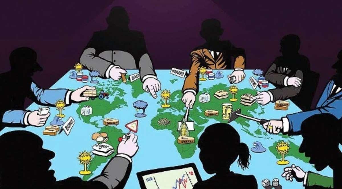 В будущее корпораций, которого не будет, возьмут не всех
