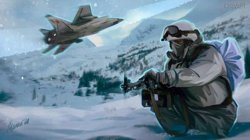 Россия строит в Арктике цивилизацию XXI века