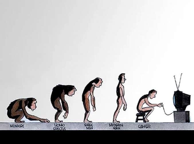 Цифровизация человечества ведёт к его деградации