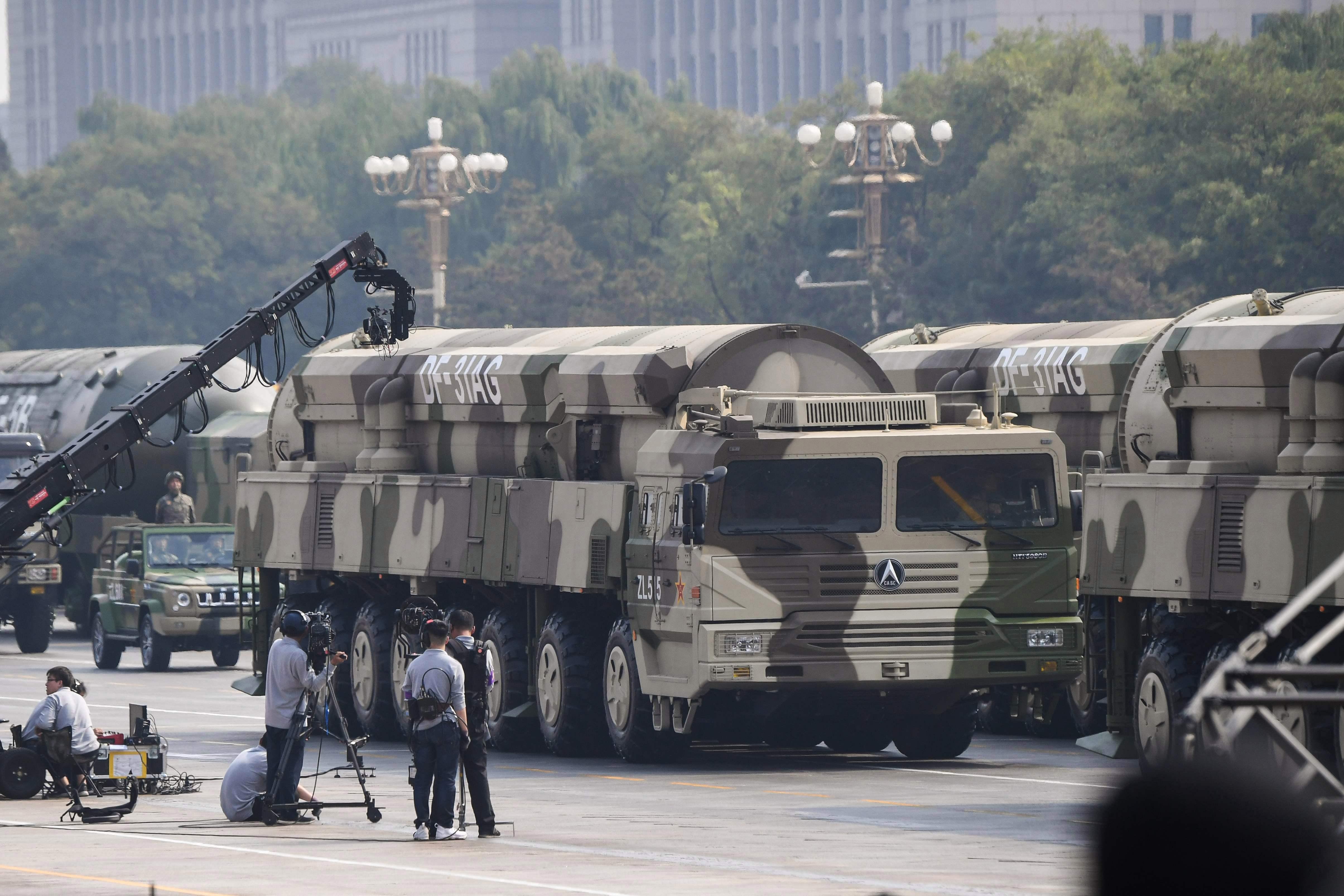 Ядерные силы Китая: блеск пропаганды и суровая реальность