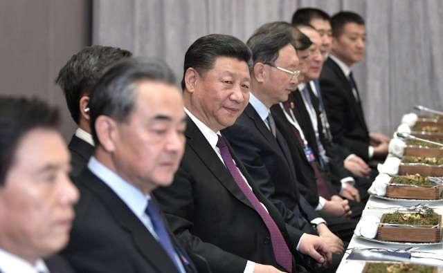Си Цзиньпин ставит крест на «великой перезагрузке», продвигаемой Давосом
