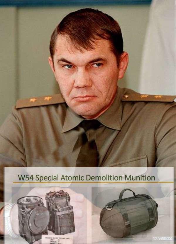 Советский неизвестный школьник изобрел водородную бомбу в СССР