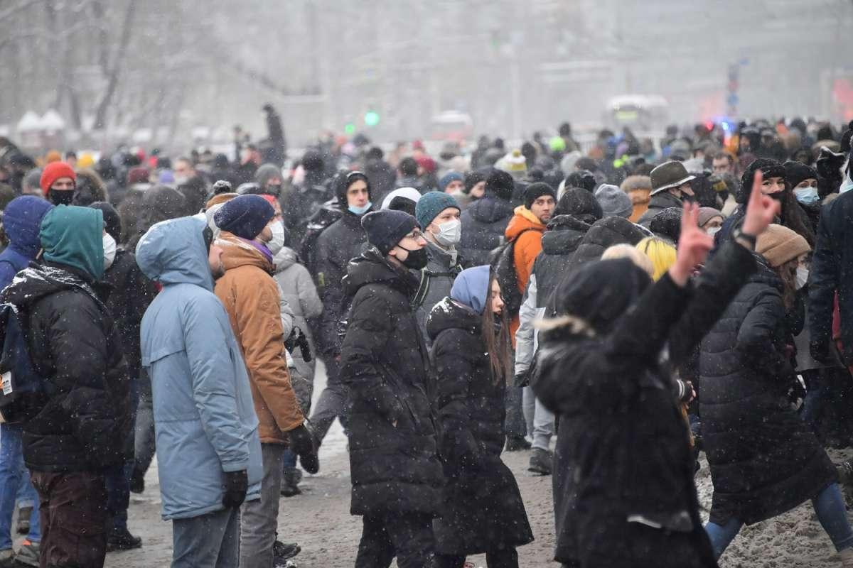 Кто платит «за революцию» и готовит переворот в России