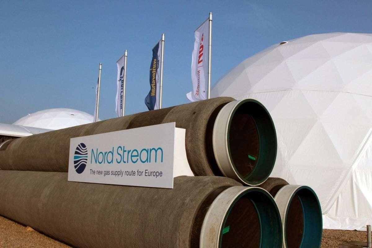Замерзающую Европу спасает Газпром поставками газа из России