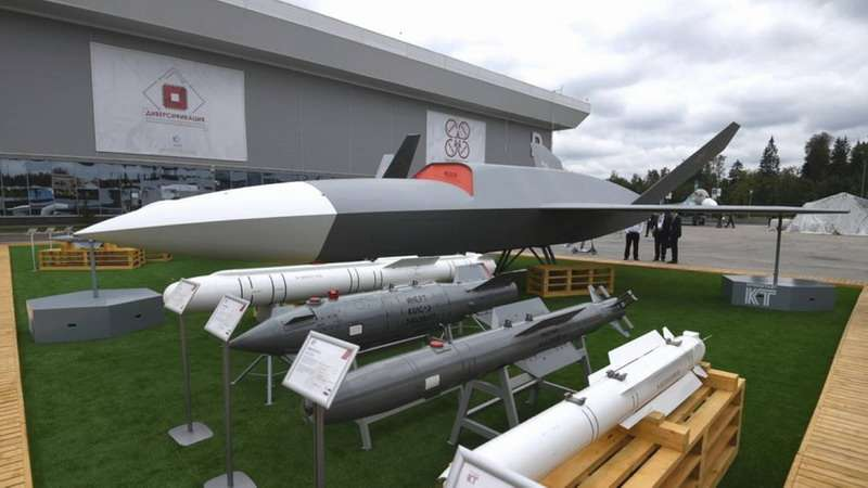 Гром и Молния – российские военные беспилотники-«матрёшки»