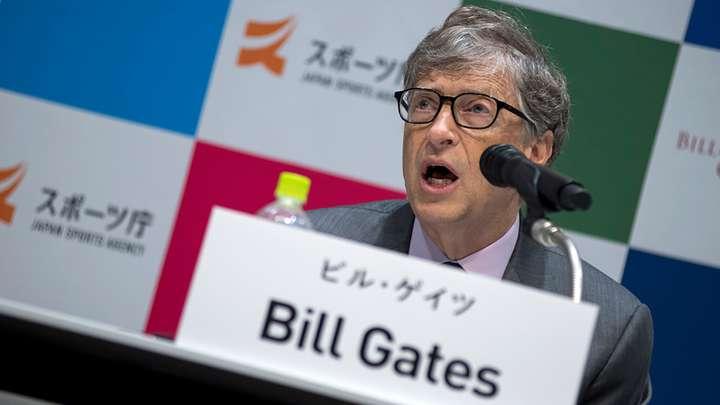 Все должны жрать синтетику. Билл Гейтс начал уничтожать нормальные продукты