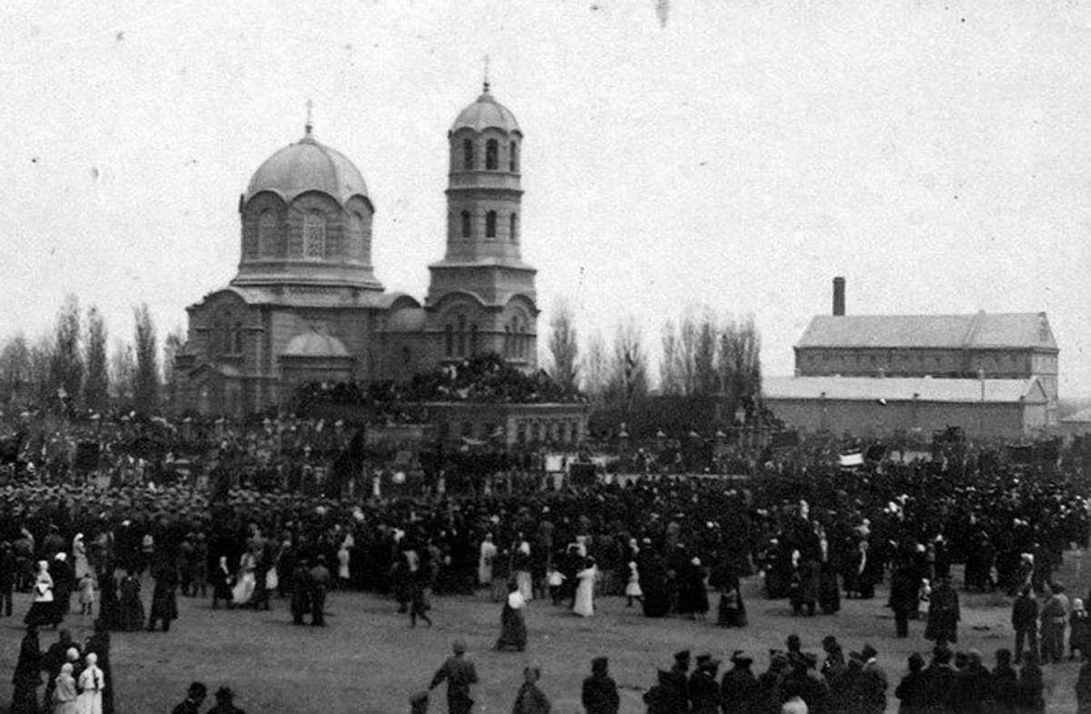 Тайна города Сталинграда или Волгограда