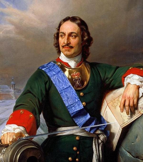 Пётр Первый – этот странный «русский» царь Питер